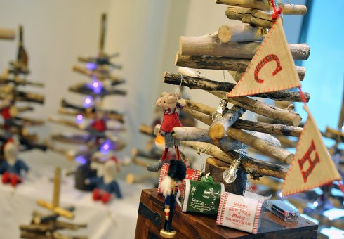 Christmas Fair at Haven Point