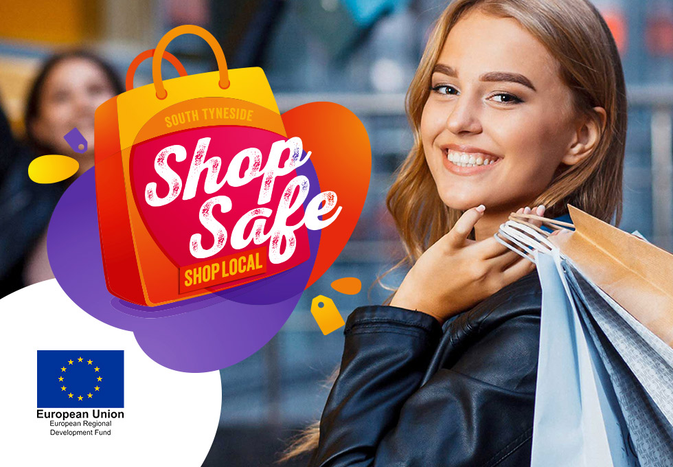 Shop Safe, Shop Local