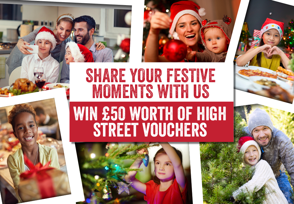 Share Your Festive Moments With Us